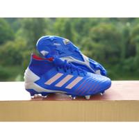Sepatu Futsal Predator 19.1 Bold Blue FG Replika Impor