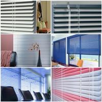 Horizontal blind - Jakarta Gorden jendela / Tirai alumunium /