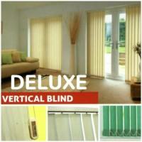 Vertical Blind termurah Vertical Blind DELUXE si / Tirai / Gorden /