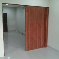 Pvc Folding Door - Jakarta Partisi Ruangan PVC - Pintu Lipat PVC -