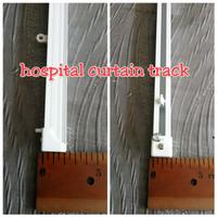 Gorden Rumah Sakit Hospital curtain track rel gorden untuk hordeng