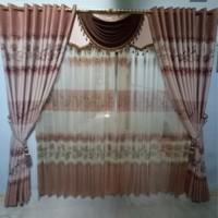 GORDEN JENDELA MINIMALIS - Deden Decor - Jakarta gorden Pintu