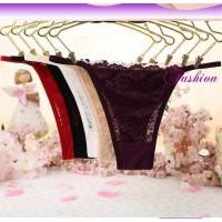 Sexy Thong Underwear Celana Dalam Wanita G String C105