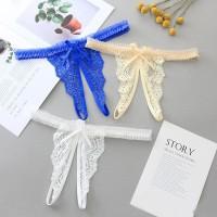 g string wanita Open celana dalam sexy transparan lingerie C169