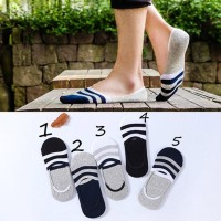 Kaos Kaki Pendek Hidden Socks Boat Socks Full Anti Slip 003