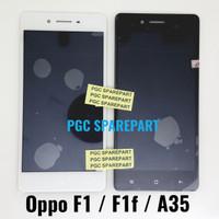Original OEM LCD Touchscreen Fullset Oppo F1 - Oppo F1f - Oppo A35