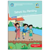 Buku Tematik Siswa SD/MI Kelas 5 Tema 4 Revisi 2017