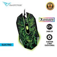 Alcatroz Gaming Mouse X-Craft Classic Electro - Garansi 2 Tahun