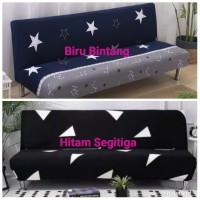 Cover sofa bed/ sarung sofa bed