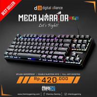 Digital Alliance Meca Warrior TKL RGB Mechanical Gaming Keyboard