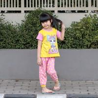 Dessan Setelan Baju Anak Perempuan Lol Surprice