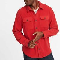 ON kemeja Jaket JUMBO SIZE Original - Men Jacket Shirt BIGSIZE SALE!!