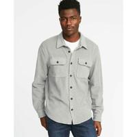 ON kemeja Jaket JUMBO SIZE Original - Men Jacket Shirt BIGSIZE Branded
