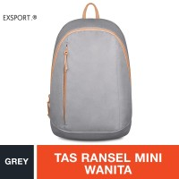Exsport Lancy (M) Mini Backpack - Grey