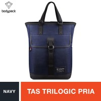 Bodypack Prodiger Lightown Trilogic Laptop Backpack - Navy