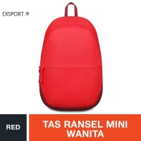 Exsport Lamore (M) Mini Backpack - Red