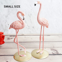 Pajangan Patung Flamingo | Best Home Decoration - SMALL