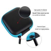 Case earphones Original bag earphone kulit dompet handsfree mini Tas -