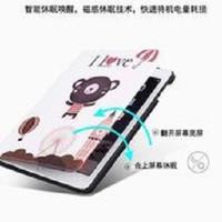 Fashion Book Cover iPad mini 1 2 3 I LOVE BEAR Stand case