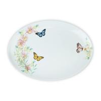 ZEN Piring Oval Belleza Garden - diameter 37 cm