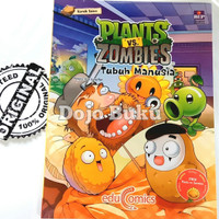 Educomics Plants Vs Zombies : Tubuh Manusia by Xiao Jiang Nan