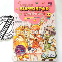 Candy Stories : Superstar Yang Bersinar by KAORU DAN DREAMERZ