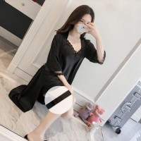 Baju Tidur Kimono Premium Wanita 864 | Set Seserahan Sexy Lingerie