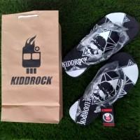 sandal jepit kiddrock premium quality / sandal distro keren
