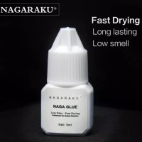 nagaraku lem PUTIH /glue eyelash extension lem bulumata sambung