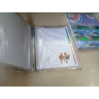 Binder File Note B5 26 Ring Free Pembatas - Joyko