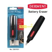 DERWENT Battery Eraser - Penghapus Pensil Elektrik