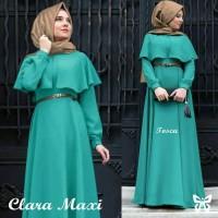 Gamis / Baju Wanita Muslim Clara Syari
