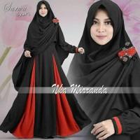 Gamis / Baju Wanita Muslim Sarwa Syari