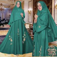 Gamis / Baju / Pakaian wanita Muslim Julia Syari High Quality