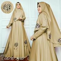 Gamis / Baju / Pakaian Wanita Muslim Tiara Syari