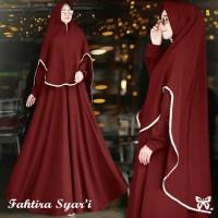 Gamis / Baju / Setelan Wanita Muslim Fathira Syari   Hijab