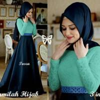 Gamis / Baju / Pakain Wanita Muslim Jamilah Syari