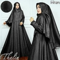 Gamis / Baju / Setelan Wanita Muslim New Mozza Syari   hijab (2)