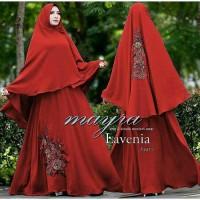 Gamis / Baju Wanita Muslim Lavenia Syari