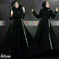 Gamis / Baju / Pakaian wanita Muslim Deeva Syari