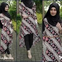Setelan / Pakaian /Baju Wanita Muslim Safira Batik