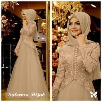 Gamis / Baju Wanita Muslim Salema Syari
