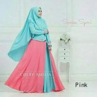 Gamis / Baju Wanita Muslim Sanisa Syari