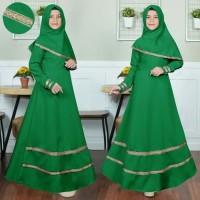 Gamis / Baju / Setelan Anak Perempuan Muslim Lisa kids Syari   Hijab