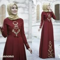 Gamis / Baju Wanita Muslim Ravena Syari