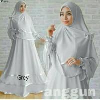 Gamis / Baju / Pakaian wanita muslim Anggun Syari