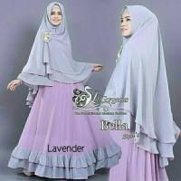 Gamis / Baju / Pakaian wanita Muslim Bella Syari (2)