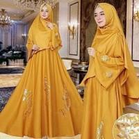 Gamis / Baju / Setelan Wanita Muslim Julia Syari Good Quality
