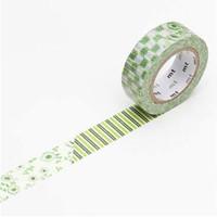 MTEX1P32 (15mm) flower green
