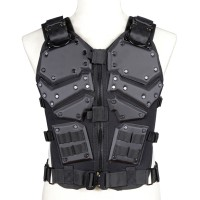 TF3 Multifunction Tactical Vest Airsoft Protective Waistcoat